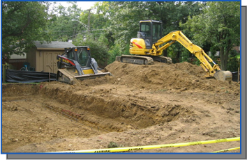 Excavation service in Baltimore, MD - Unlimited Excavating, Inc.